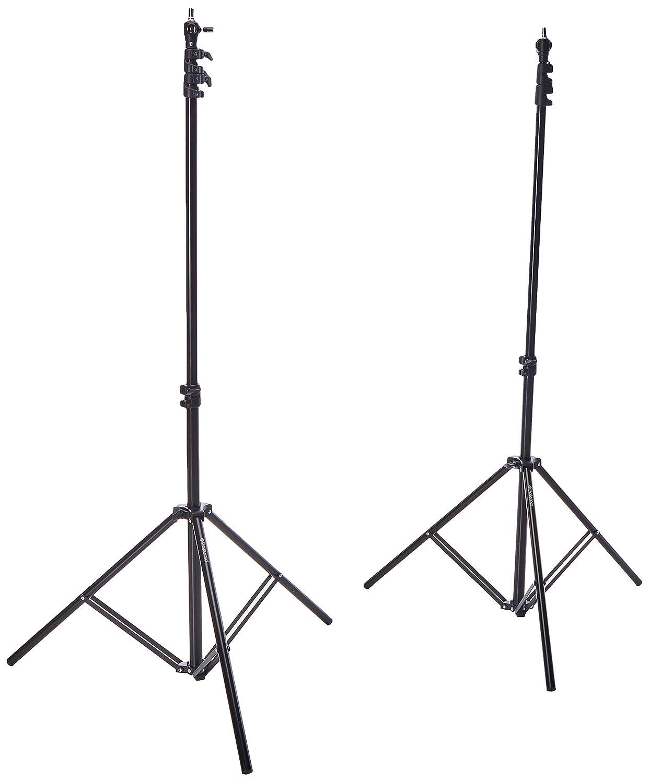 5c3da3f73 Amazon.com : Polaroid Pro Studio Telescopic Background Stand Backdrop  Support System Includes Deluxe Carrying Case : Photo Studio Support  Equipment : Camera ...
