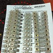 Goobay 77006 Conectores de regleta de terminales transparentes - 4 mm²; 3 A, 12 piezas