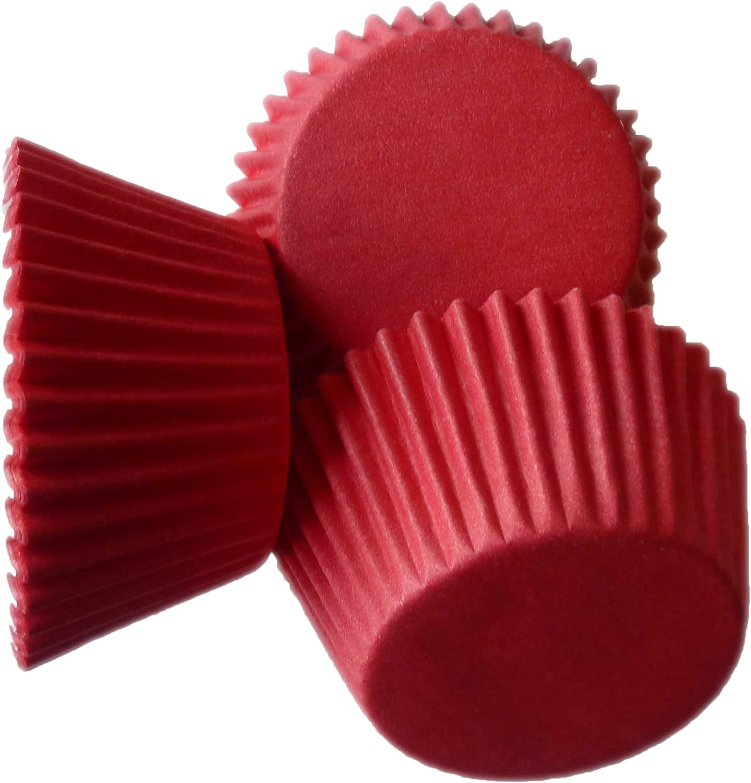 Scrumptious Red Cupcake x 36 Cases