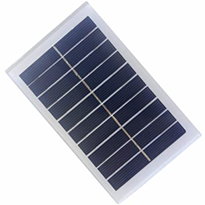 Joytech 1PC 1.5w 5.5v 270ma Mini Solar Panel Module DIY Polysilicon Solar Epoxy Cell Charger B008 : Garden & Outdoor