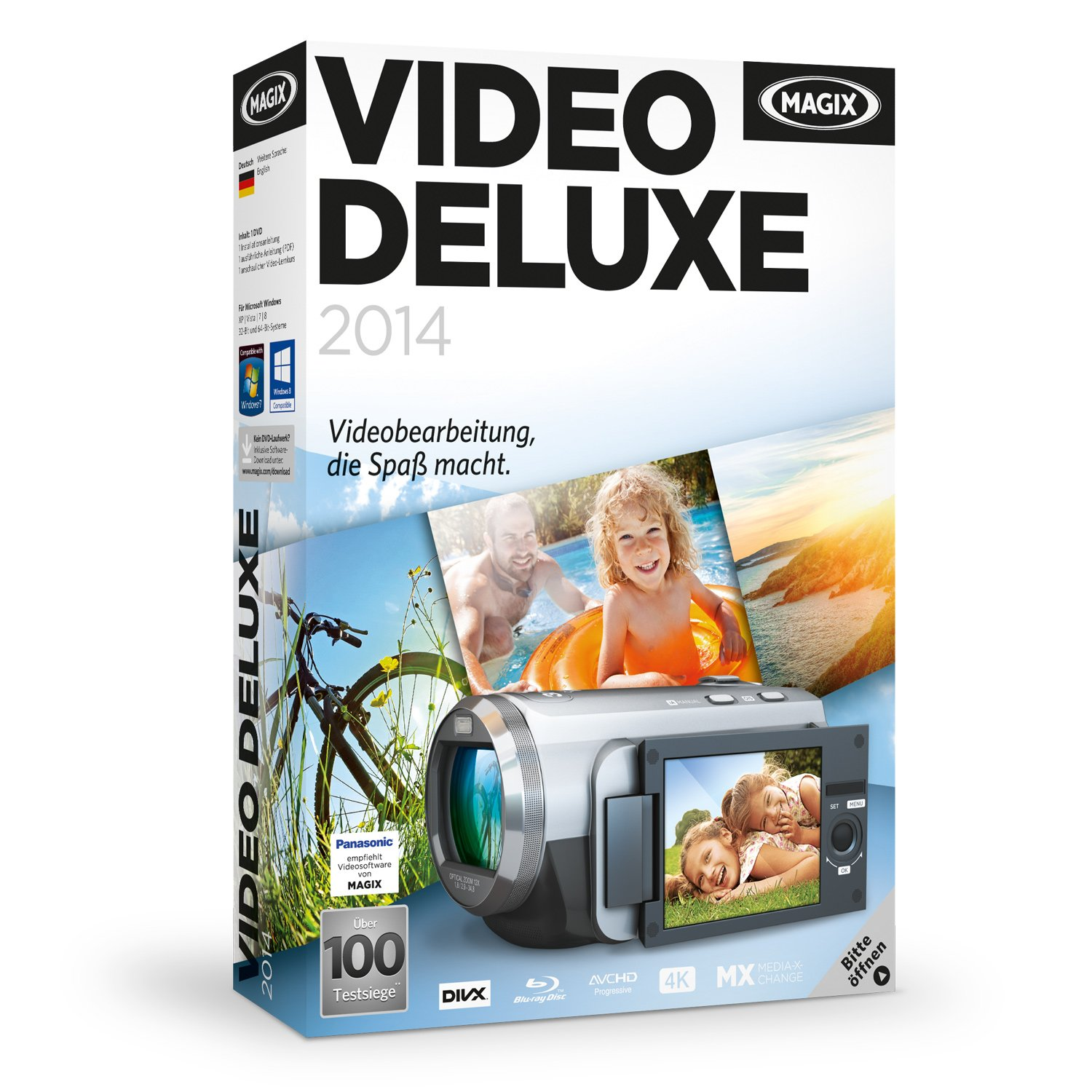MAGIX Video deluxe 2014 Amazon Software