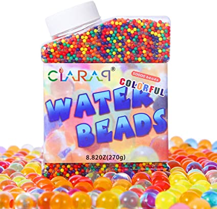 water growing jelly balls home sensory learning play fun USA made Water Beads
