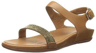 617cc5c26 FitFlop Women s Banda Micro-Crystal Sandal