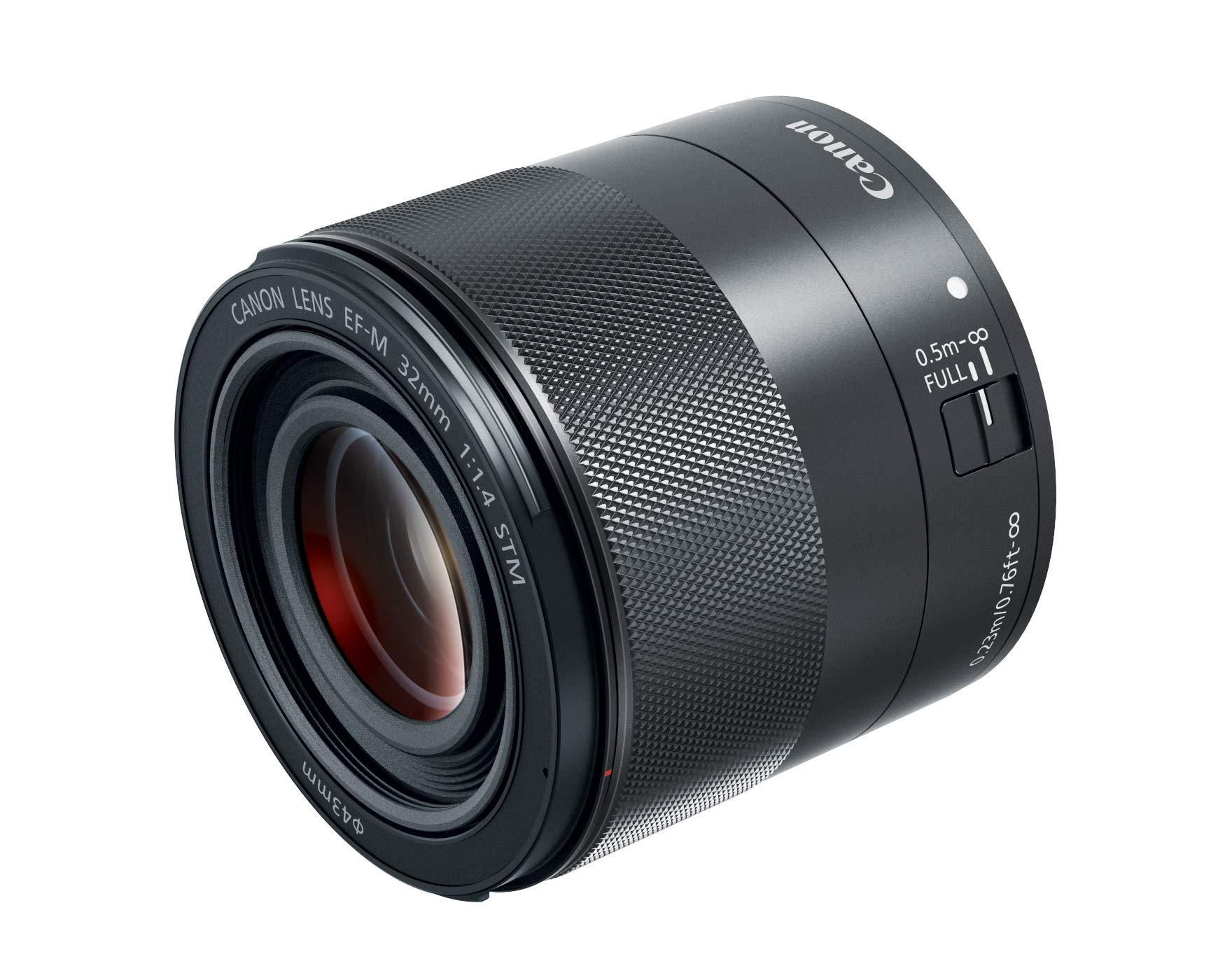 Canon EF-M 32mm f/1.4 STM Lens by Canon