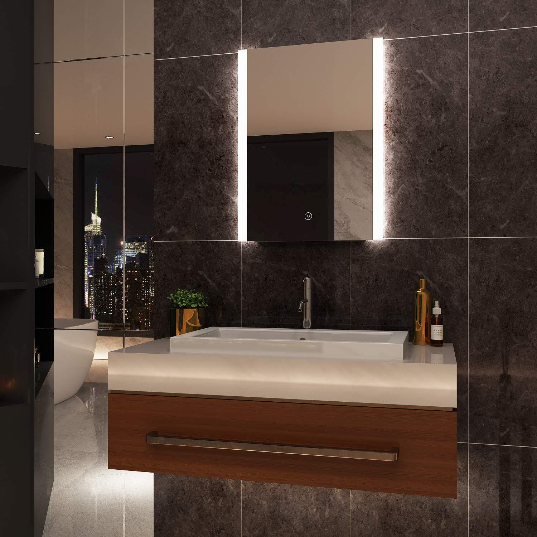 Luminaire Led - Eclairage Miroir à Led salle de bain pas cher -