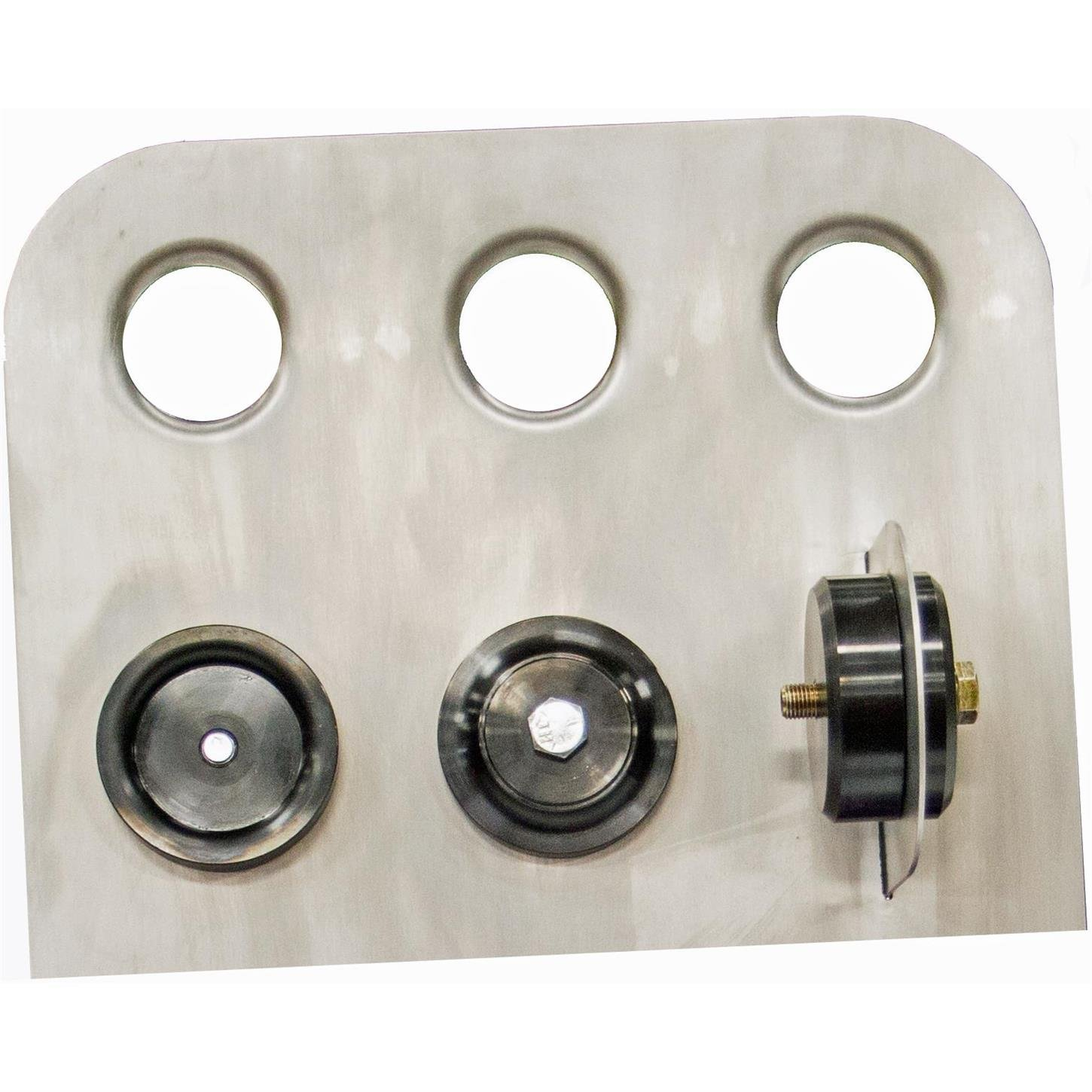 Sheet Metal Flared Hole Dimple Dies, 1 25 Inch Speedway