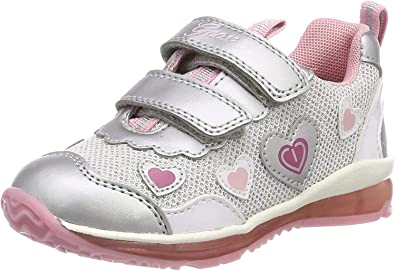 Geox Kids AVEUP Girl 7 Sneaker