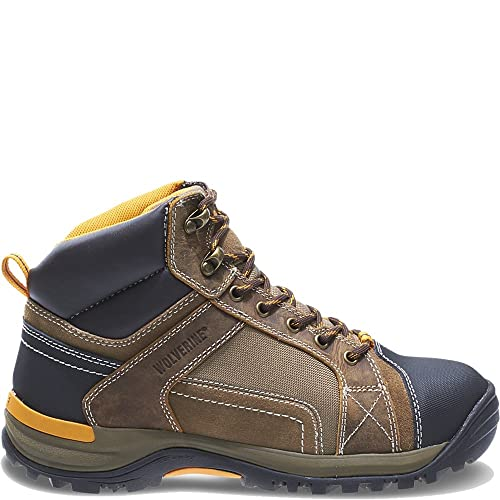 784dbbf2baf Wolverine Men's Chisel Mid Steel-Toe EH Work Boot