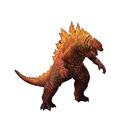 "TAMASHII NATIONS S.H. Monsterarts Burning Godzilla (2020) ""King of The Monsters, Null: Toys & Games"
