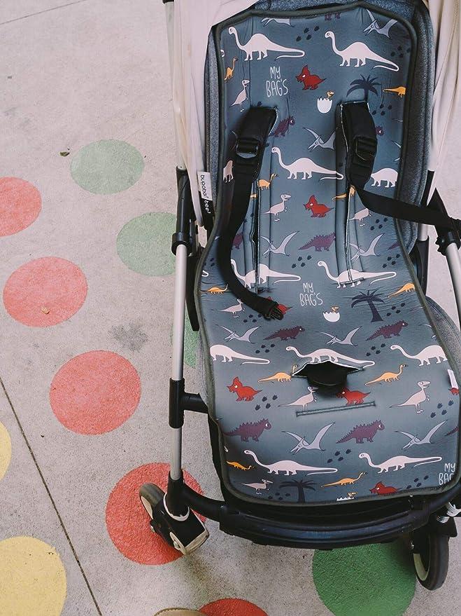 My Bags Colchoneta para Silla de Paseo Universal para Carro ...