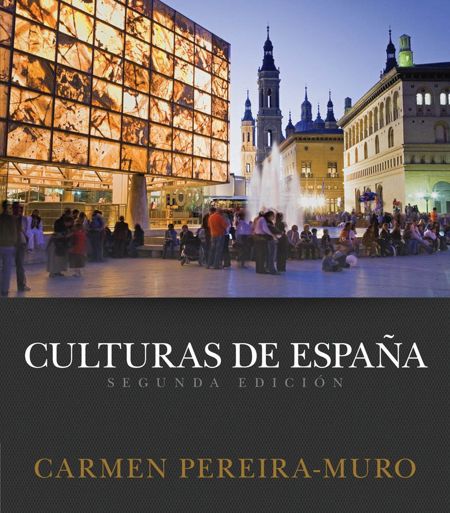 Culturas de Espana (World Languages)