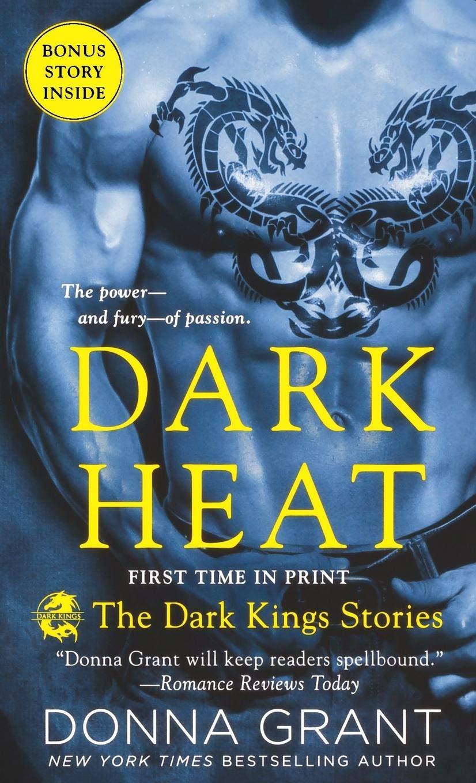 Dark Heat by St. Martins Press-3PL
