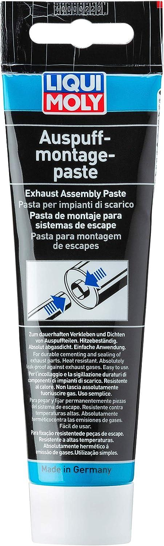 570g Bosal Montagepaste Auspuff Zement Dichtmasse für Auspuffanlage o*