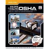 29 CFR 1926 OSHA Construction Industry Regulations & Standards July 2020 Edition