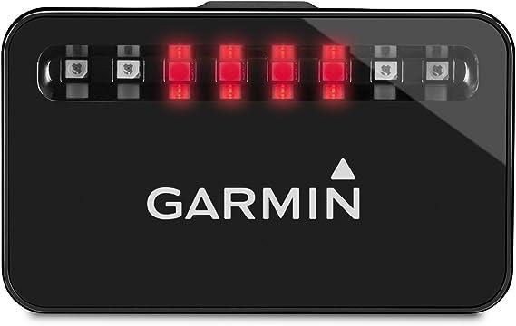 Garmin Accesorios para Bicicleta, Color Negro, luz Trasera con ...