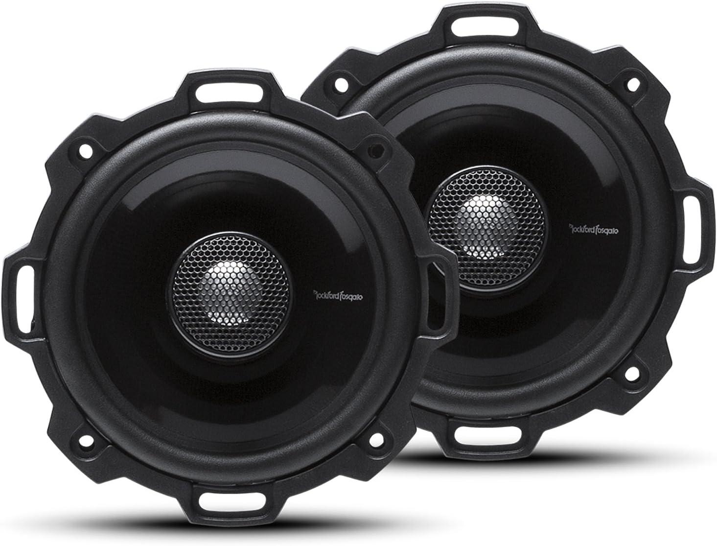 """Rockford Fosgate T142 Power 4"""" 2-Way Full-Range Speaker (Pair)"""