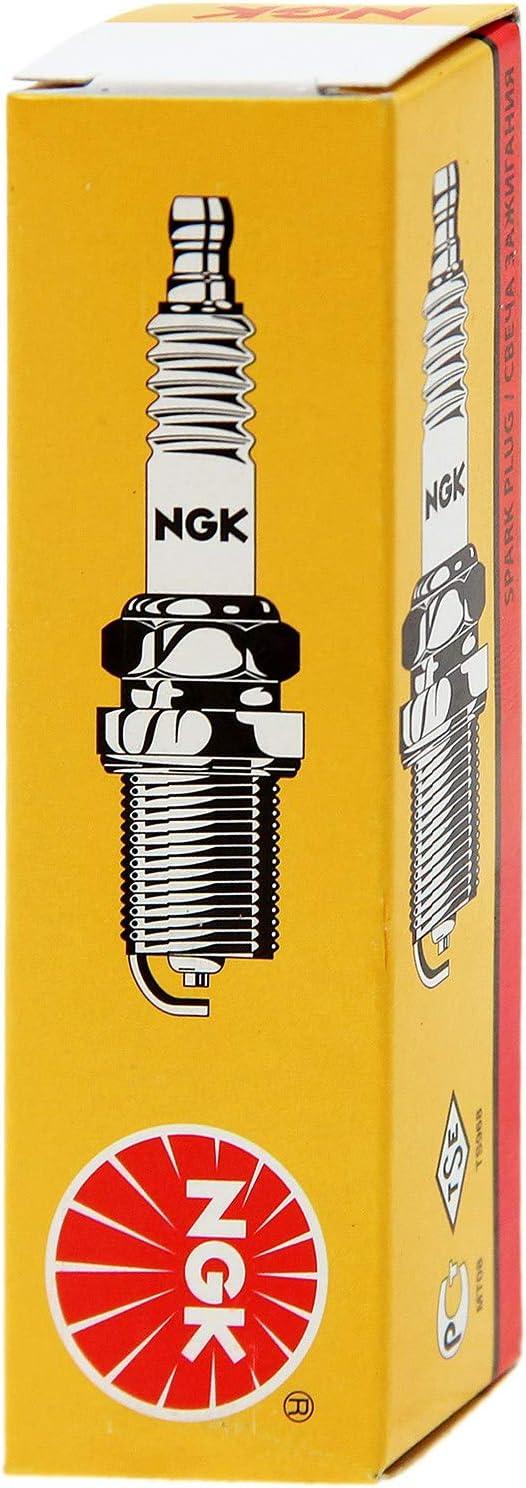 NGK 3188 JR9B - Bujías para moto (4 unidades): Amazon.es: Coche y moto