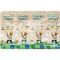 Lacnor Vanilla Milk - Pack of 8 Pieces (8 x 180 ml)