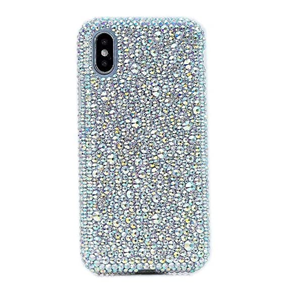 iphone xs max glittery case