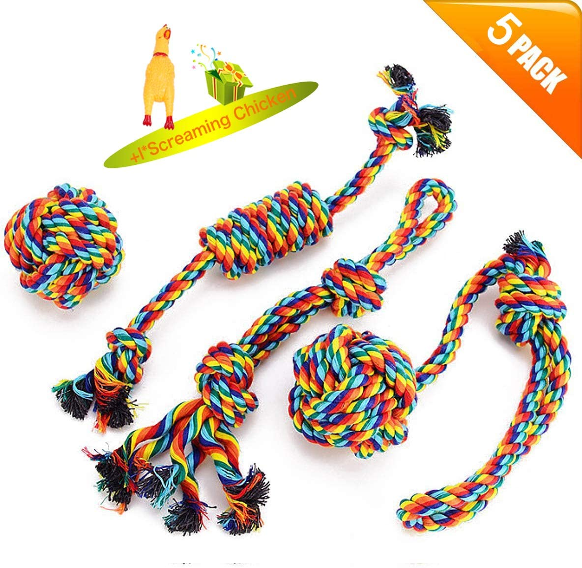 Viewlon Rope Toy Set