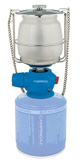 Campingaz Lumostar Plus PZ Lámpara con Gas, para Cartucho CV 470/Cv 300,