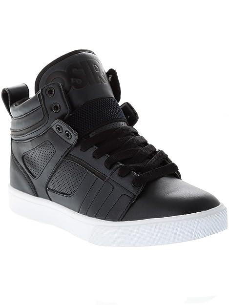 227f30667d543 Osiris ANTHERSITE/Black/White Size 7 Mens Raider Skate Shoes: Amazon ...