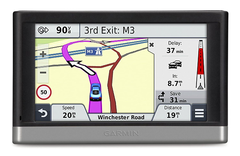 Garmin Nuvi 2468LMT-D - GPS para Coches de 4.3