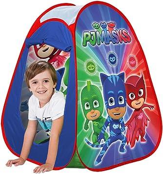 Tenda da giardino per bambini PJ Masks con borsa 2+