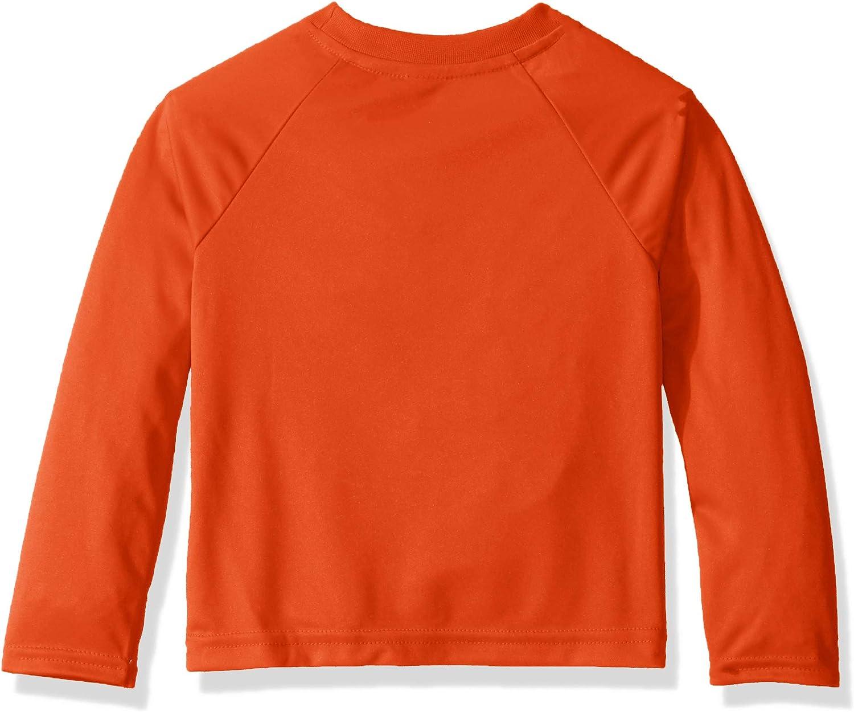 NFL Denver Broncos Boys Long Sleeve TEAM TEE SHIRT Team Color 2T