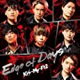 Edge of Days(CD+DVD)(初回盤A)