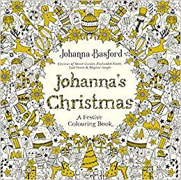 Buy Johannas Christmas Colouring Books Book Online At Low Prices In India
