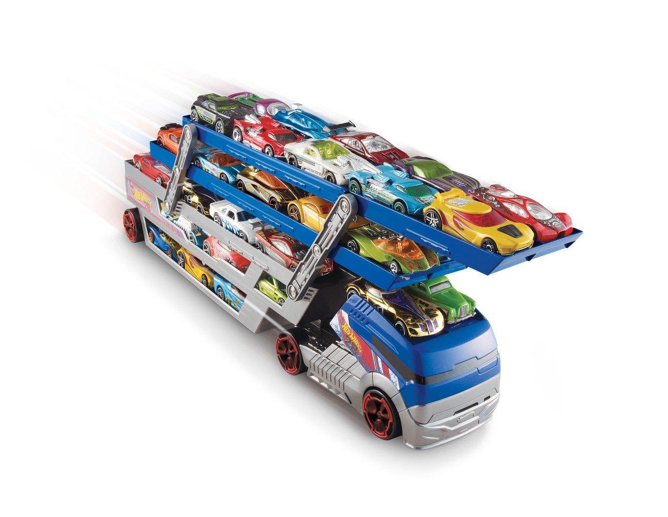 Hot Wheels Toy Car Holder Case : Hot wheels display case car scale