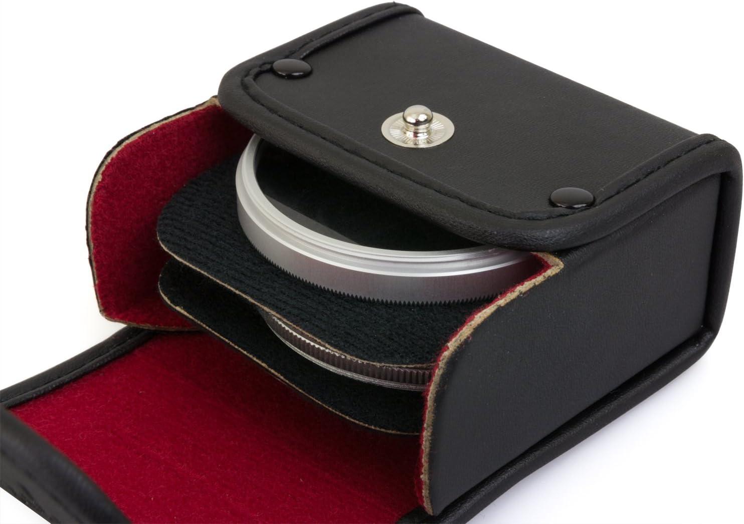 UV, PL, FL Filter Kit for Panasonic Lumix DMC-FZ100 Digital Camera Opteka HD2 3 Piece