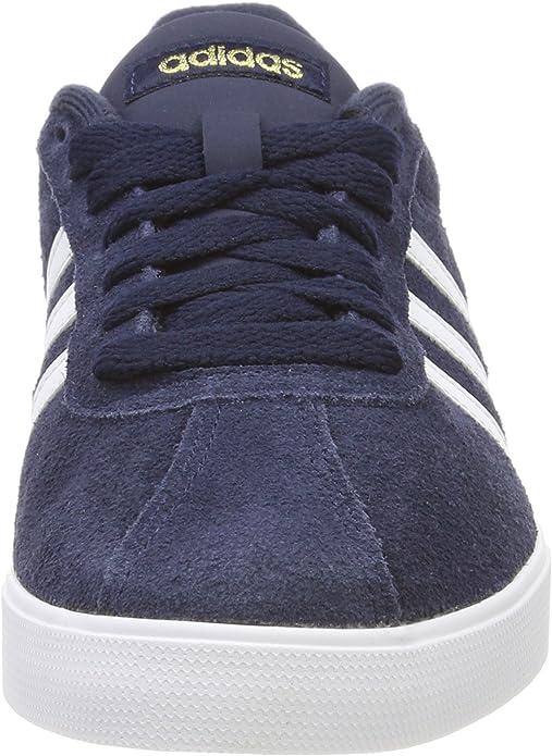 adidas Damen Courtset W Fitnessschuhe, Blau (Maruni/Ftwbla ...