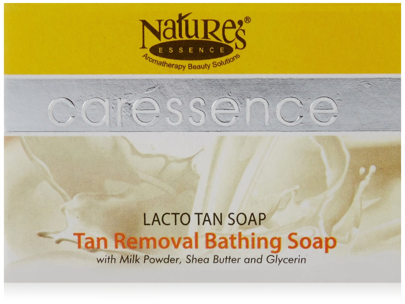 Nature's Essence Lacto Tan Clear Fairness Soap 75g by Nature's Essence (Image #1)
