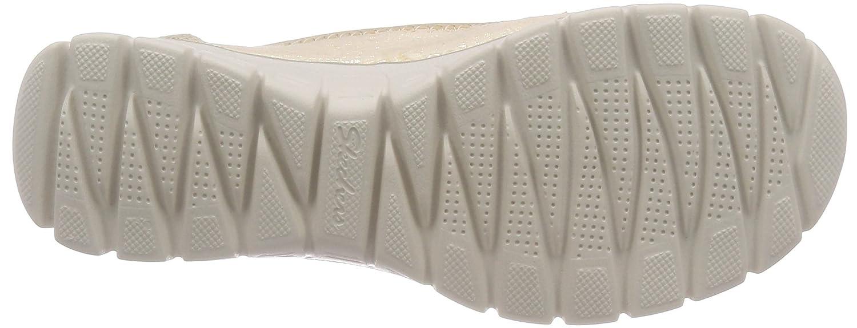 Skechers Women's Ez Flex 3.0-Beautify B076TVTXV6 5.5 B(M) US|Natural