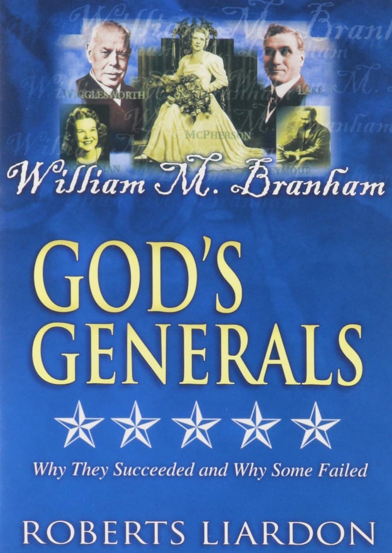 God's Generals - William M  Branham Vol 8: Amazon co uk