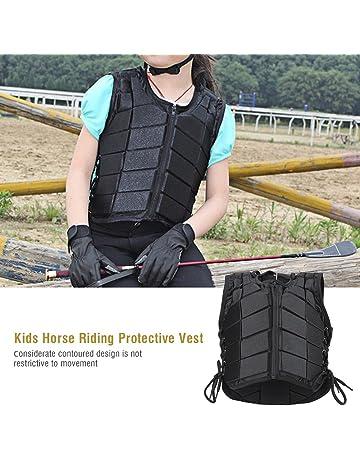 62d4a5c760 Zerone d'équitation Gilet, Enfants/Enfants de sécurité équestre Cheval  d'équitation
