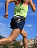 YUOTO Waist Pack with Water Bottle Holder for