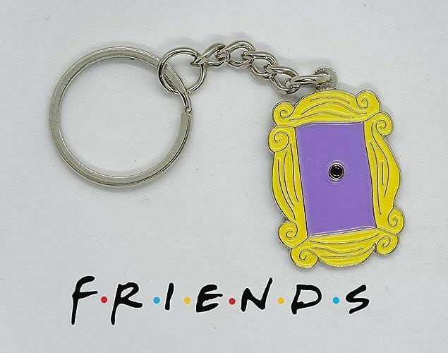 LaRetrotienda - llavero el MARCO de FRIENDS La serie friends de TV
