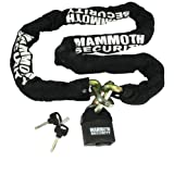 LOCMAMSS01 - Bike It Mammoth Hexagon Lock and Chain 1.8m