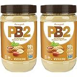 ベル プランテーション PB2 粉末ピーナッツ バター、16 オンス (パックの 2) Bell Plantation PB2 Powdered Peanut Butter, 16 oz (Pack of 2)