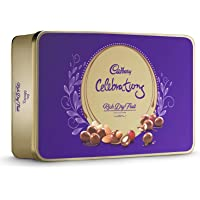 Cadbury Celebrations Rich Dry Fruit Chocolate Gift Pack, 2 X 177 g