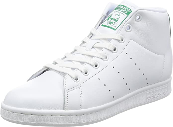 adidas Stan Smith Mid, Chaussures de Fitness Homme