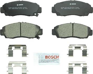 Rear Premium Ceramic Brake Pads Disc Fits 2011-14 Acura TSX 08-17 Honda Accord