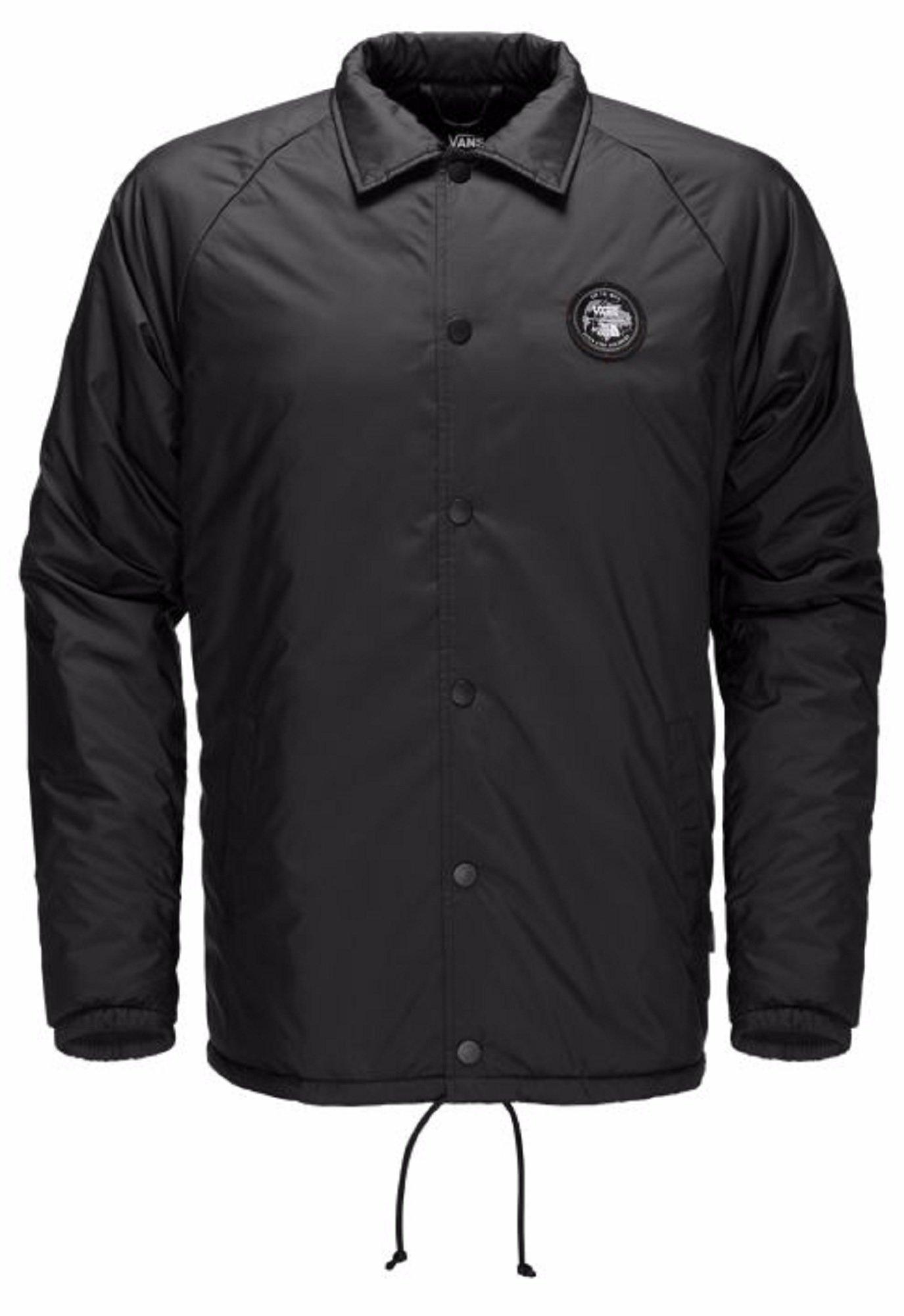 Vans X North Face Men's Coat (Black/Black, X-Large) by Vans