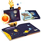 ARPEDIA – STEM Learning Toy Game – 3D Digital Contents with Paper Books – Fun Interactive Hands-on Learning Activities with A