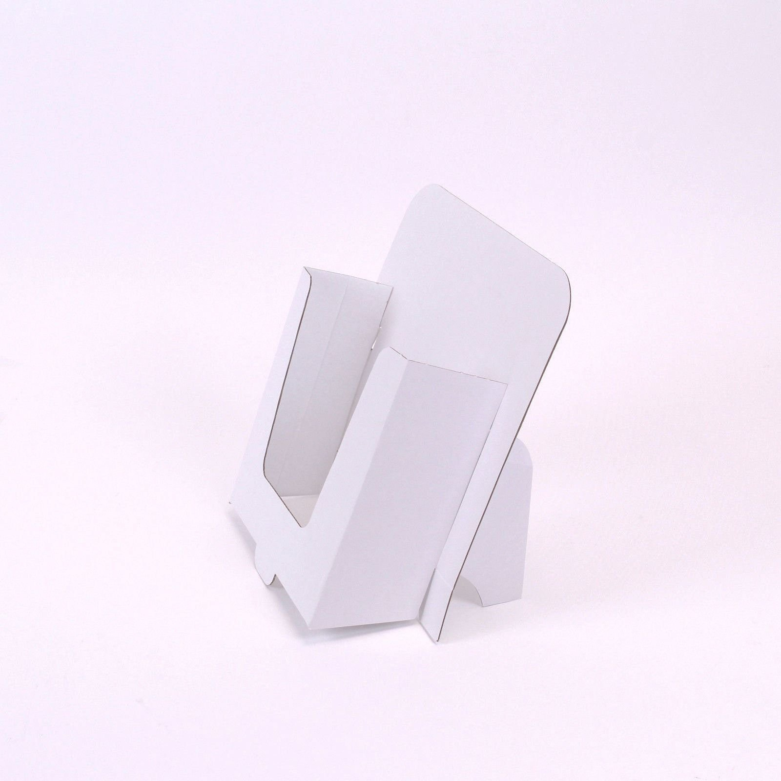 Cardboard Leaflet Holder A20 Pack of 20 Cardboard Brochure Holders ...