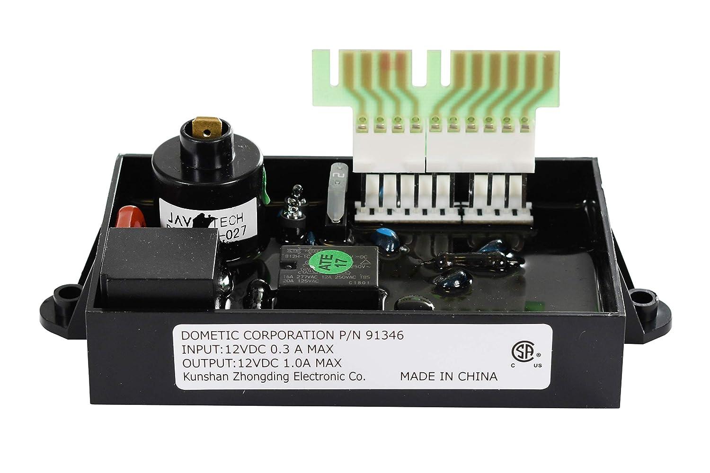 amazon com dometic 91367 circuit board automotive rh amazon com
