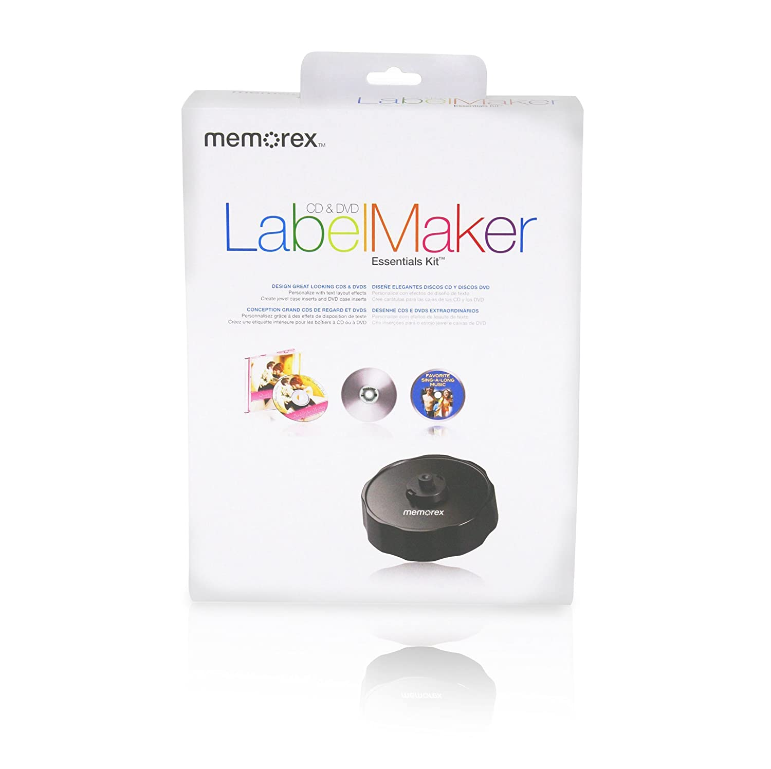 Memorex Label Maker Essentials Kit Discontinued By Manufacturer Home Audio Theater